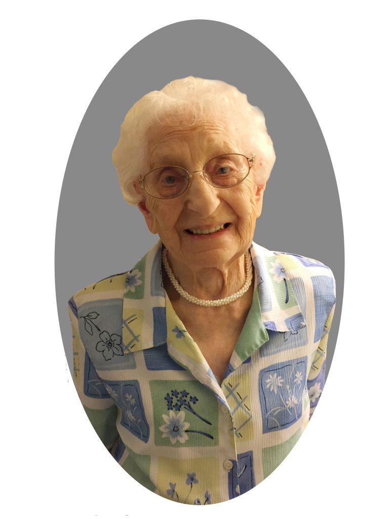 Catherine Nienhuis Carlin (1919-2016)
