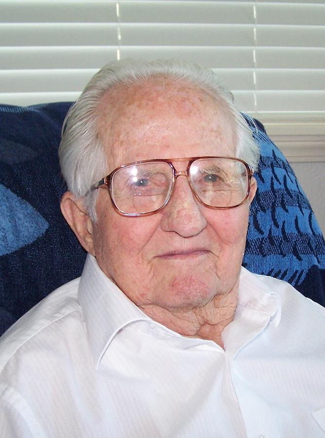 Roy Alonzo Marrs (1924 – 2016)